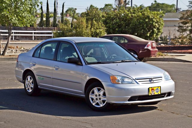 2003 Honda CIVIC GX NATURAL GAS SEDAN AUTOMATIC A/C SERVICE RECORDS! Woodland Hills, CA 8