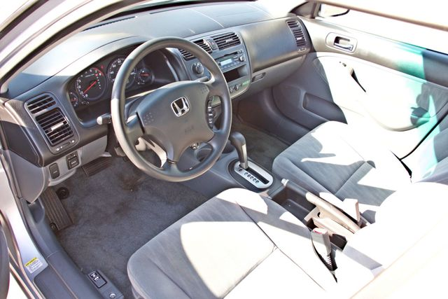 2003 Honda CIVIC GX NATURAL GAS SEDAN AUTOMATIC A/C SERVICE RECORDS! Woodland Hills, CA 14