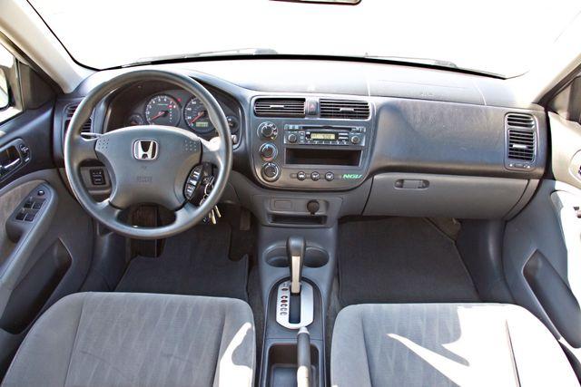2003 Honda CIVIC GX NATURAL GAS SEDAN AUTOMATIC A/C SERVICE RECORDS! Woodland Hills, CA 18