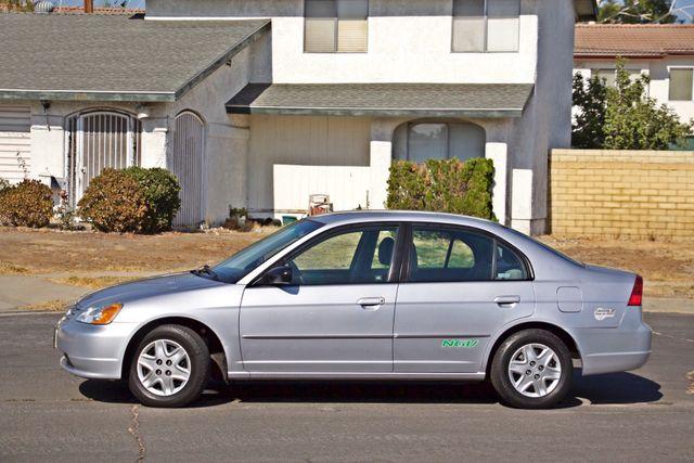 2003 Honda CIVIC GX NATURAL GAS SEDAN AUTOMATIC A/C SERVICE RECORDS! Woodland Hills, CA 2