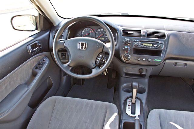 2003 Honda CIVIC GX NATURAL GAS SEDAN AUTOMATIC A/C SERVICE RECORDS! Woodland Hills, CA 19