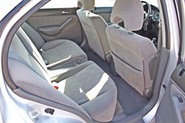 2003 Honda CIVIC GX NATURAL GAS SEDAN AUTOMATIC A/C SERVICE RECORDS! Woodland Hills, CA 25