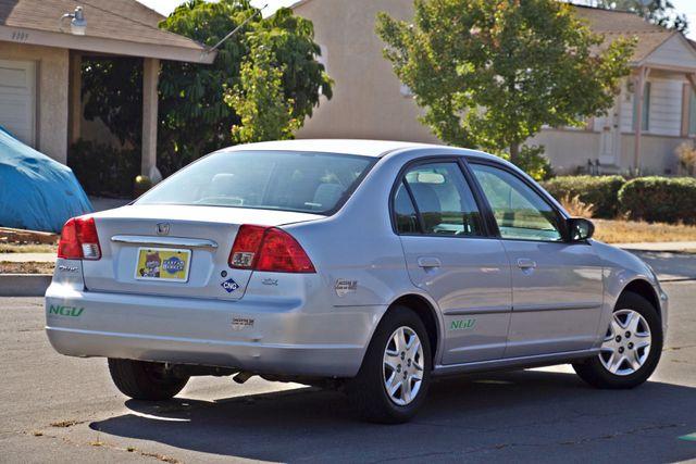 2003 Honda CIVIC GX NATURAL GAS SEDAN AUTOMATIC A/C SERVICE RECORDS! Woodland Hills, CA 5