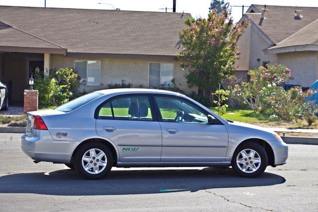 2003 Honda CIVIC GX NATURAL GAS SEDAN AUTOMATIC A/C SERVICE RECORDS! Woodland Hills, CA 6