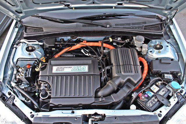 2003 Honda CIVIC HYBRID SEDAN 1-OWNER SERVICE RECORDS MANUAL Woodland Hills, CA 20