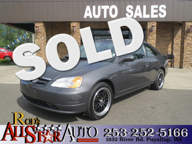 2003 Honda Civic LX The CARFAX Buy Back Guarantee that comes with this vehicle means that you can