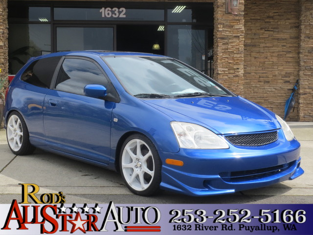 2003 Honda Civic Si The CARFAX Buy Back Guarantee that comes with this vehicle means that you can