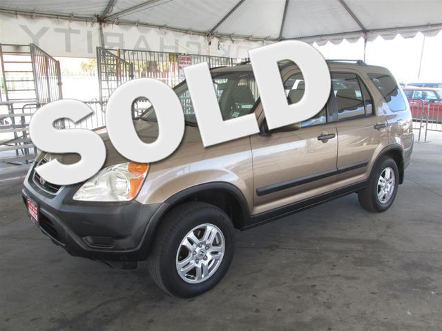 2003 Honda CR-V EX Please call or e-mail to check availability All of our vehicles are availabl