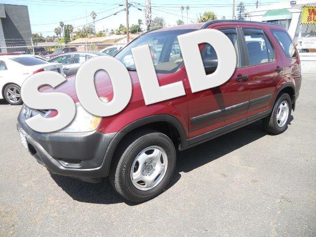 2003 Honda CR-V LX San Diego, CA