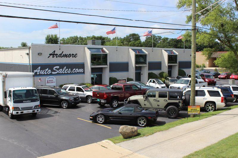 2003 Honda CR-V EX  city Illinois  Ardmore Auto Sales  in West Chicago, Illinois
