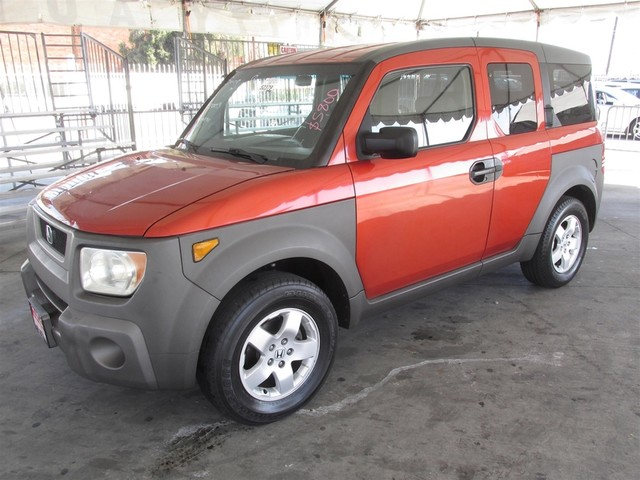 2003 Honda Element EX This particular Vehicles true mileage is unknown TMU Please call or e-ma