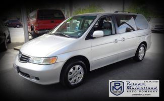 2003 Honda Odyssey EX L Minivan Chico, CA 3