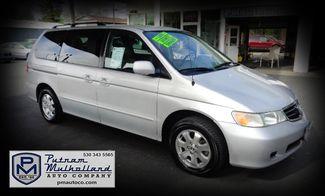 2003 Honda Odyssey EX L Minivan Chico, CA