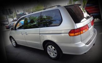 2003 Honda Odyssey EX L Minivan Chico, CA 5