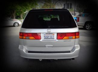 2003 Honda Odyssey EX L Minivan Chico, CA 7