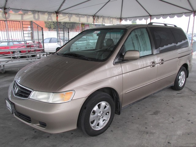 2003 Honda Odyssey EX-L Please call or e-mail to check availability All of our vehicles are avai
