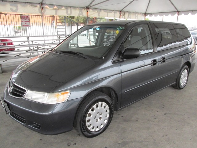 2003 Honda Odyssey LX Please call or e-mail to check availability All of our vehicles are availa