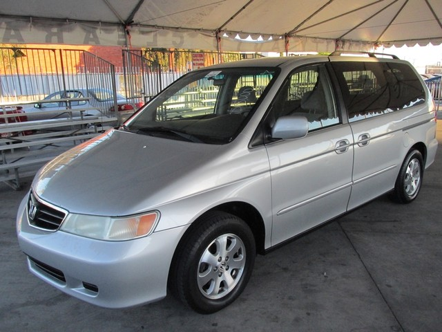 2003 Honda Odyssey EX Please call or e-mail to check availability All of our vehicles are availa