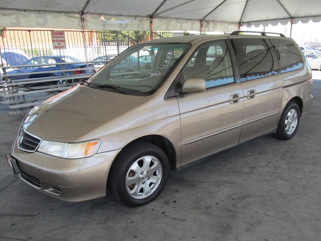 2003 Honda Odyssey EX-L This particular Vehicle comes with 3rd Row Seat Please call or e-mail to c