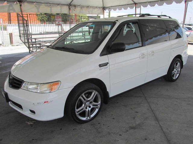 2003 Honda Odyssey EX-L This particular Vehicle comes with 3rd Row Seat Please call or e-mail to