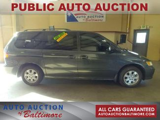 2003 Honda Odyssey EX-L | JOPPA, MD | Auto Auction of Baltimore  in Joppa MD