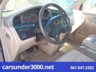 2003 Honda Odyssey EX-L Lake Worth , Florida 4