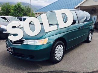 2003 Honda Odyssey LX LINDON, UT