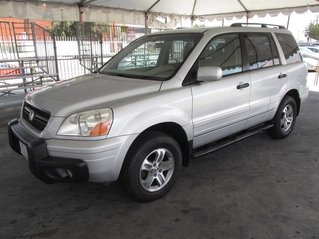 2003 Honda Pilot EX This particular vehicle has a SALVAGE title This particular Vehicle comes wit