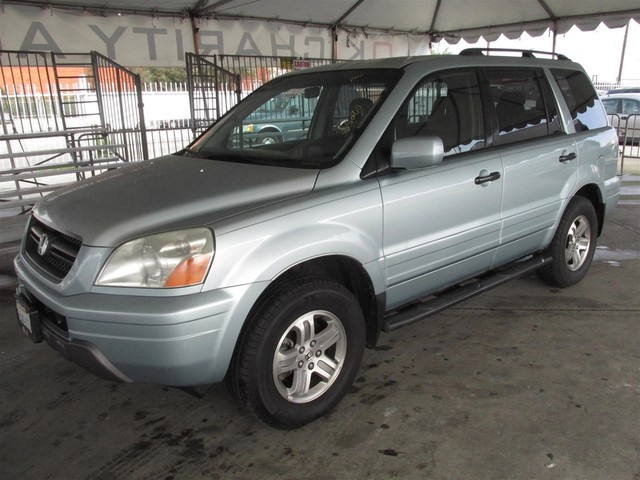 2003 Honda Pilot EX This particular Vehicle comes with 3rd Row Seat Please call or e-mail to chec