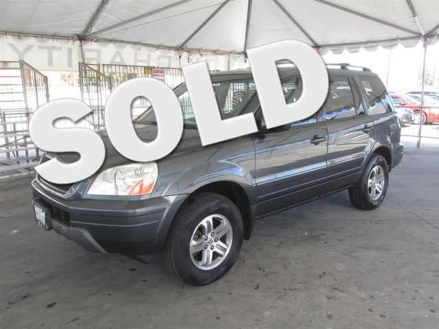 2003 Honda Pilot EX This particular Vehicles true mileage is unknown TMU Please call or e-mail