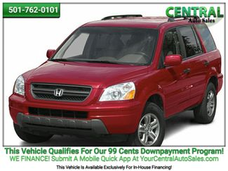 2003 Honda Pilot EX | Hot Springs, AR | Central Auto Sales in Hot Springs AR