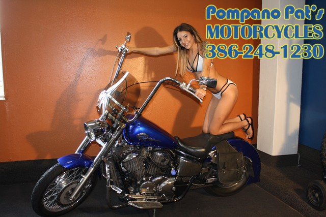 2003 Honda Shadow Custom Daytona Beach, FL 0