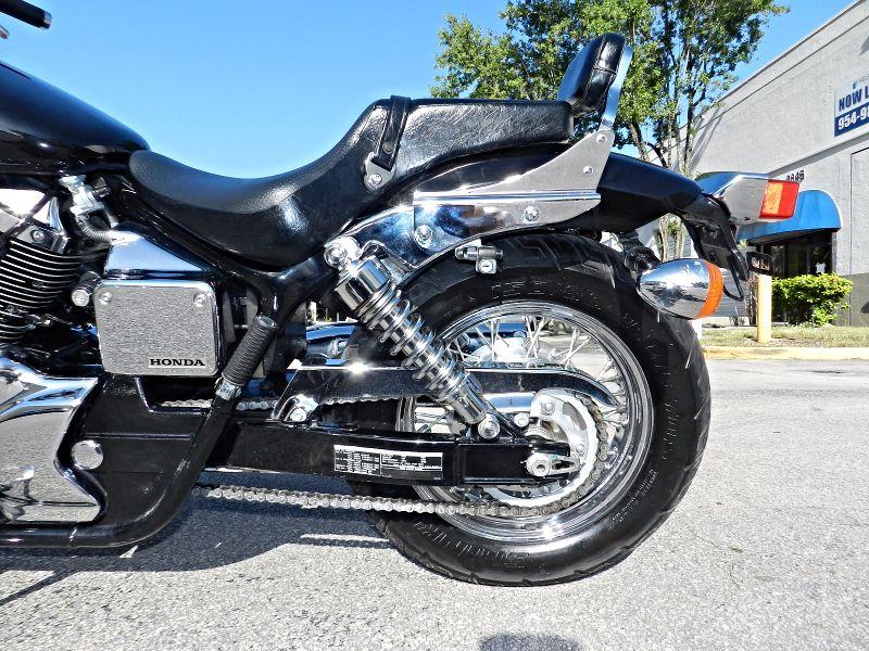 2003 Honda SHADOW SPIRIT 750   city Florida  MC Cycles  in Hollywood, Florida