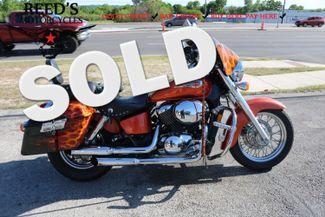 2003 Honda SHADOW VT 750 in Hurst Texas