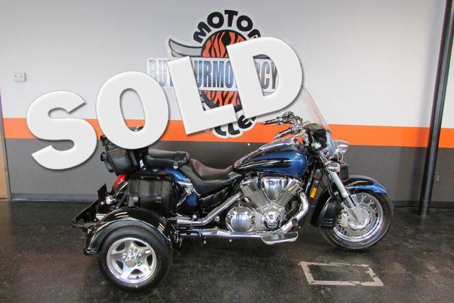 2003 Honda VTX 1800R3 RETRO CAST Arlington, Texas 0