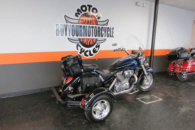 2003 Honda VTX 1800R3 RETRO CAST Arlington, Texas 1