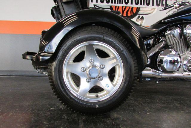 2003 Honda VTX 1800R3 RETRO CAST Arlington, Texas 12