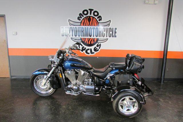 2003 Honda VTX 1800R3 RETRO CAST Arlington, Texas 31