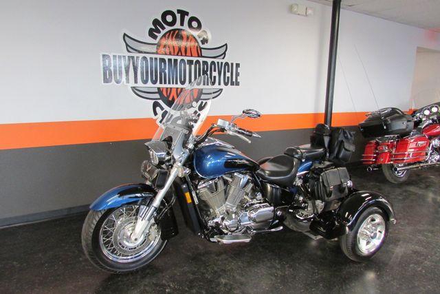 2003 Honda VTX 1800R3 RETRO CAST Arlington, Texas 32