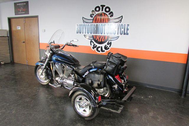2003 Honda VTX 1800R3 RETRO CAST Arlington, Texas 33