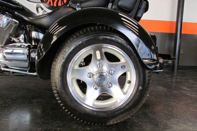 2003 Honda VTX 1800R3 RETRO CAST Arlington, Texas 34
