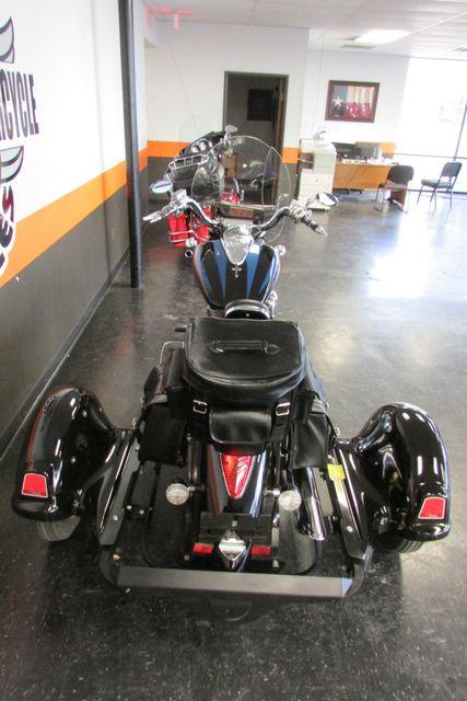 2003 Honda VTX 1800R3 RETRO CAST Arlington, Texas 10
