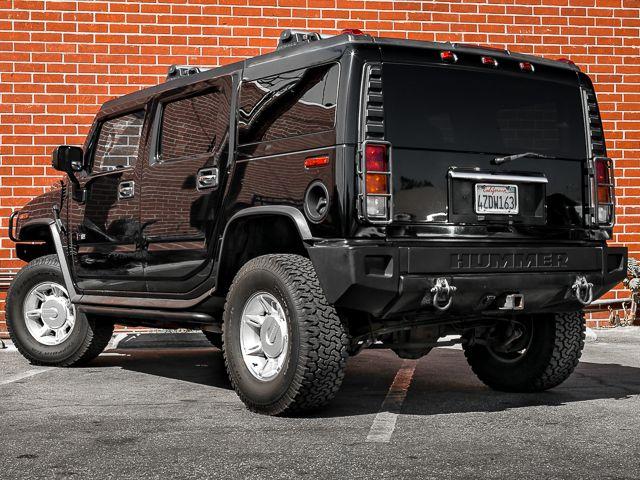 2003 Hummer H2 Burbank, CA 7