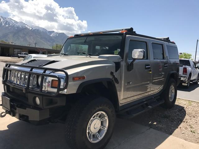 2003 Hummer H2 Ogden, Utah 0