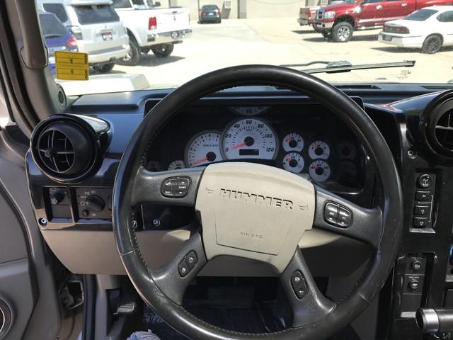 2003 Hummer H2 Ogden, Utah 12