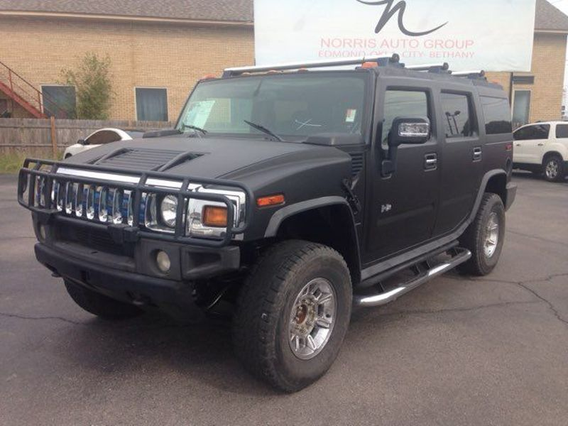2003 Hummer H2 Owners Manual Automated Data Set