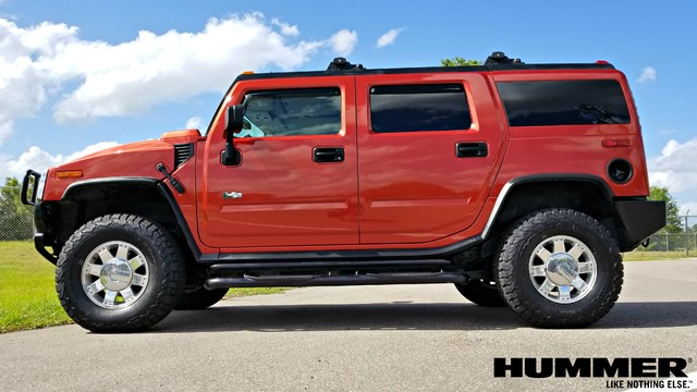 2003 Hummer H2 4x4 LOW MILES