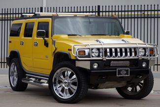 2003 Hummer H2* NAV* Sunroof* Leather* Third Row* EZ Finance** | Plano, TX | Carrick's Autos in Plano TX