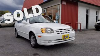2003 Hyundai Accent in Frederick, Maryland