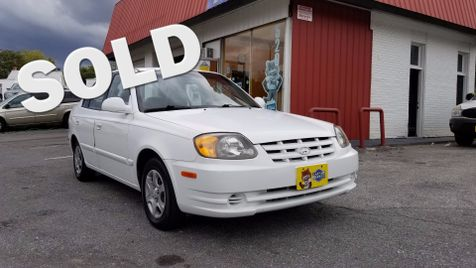 2003 Hyundai Accent GL in Frederick, Maryland
